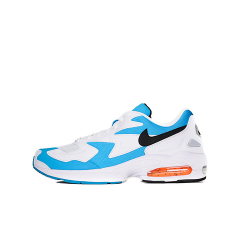 "NIKE AIR MAX 2 ""LIGHT BLUE LAGOON"" 2019 AO1741-100"