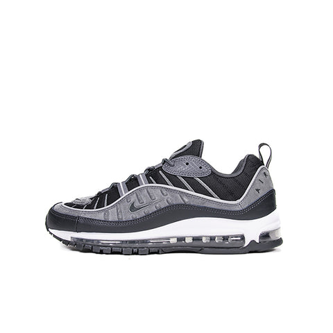 "NIKE AIR MAX 98 ""BLACK ANTHRACITE"" 2018 AO9380-001"
