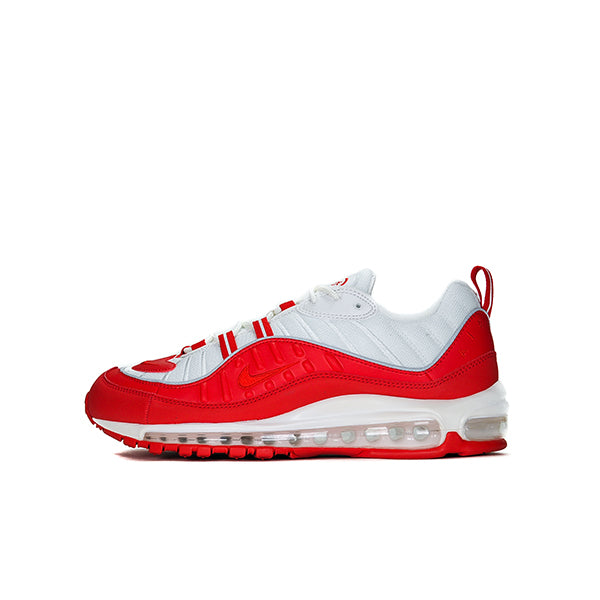 "NIKE AIR MAX 98 ""UNIVERSITY RED WHITE"" 2019 640744-602"