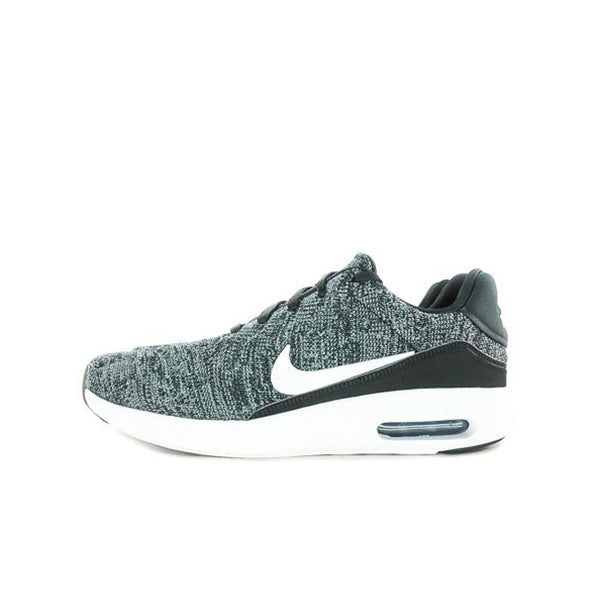 "NIKE AIR MAX MODERN FLYKNIT ""DARK GREY BLACK WHITE"" 2017 876066-002"