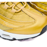 "NIKE AIR MAX 95 PREMIUM QS ""GOLD METALLIC"" 2017 918359-700"