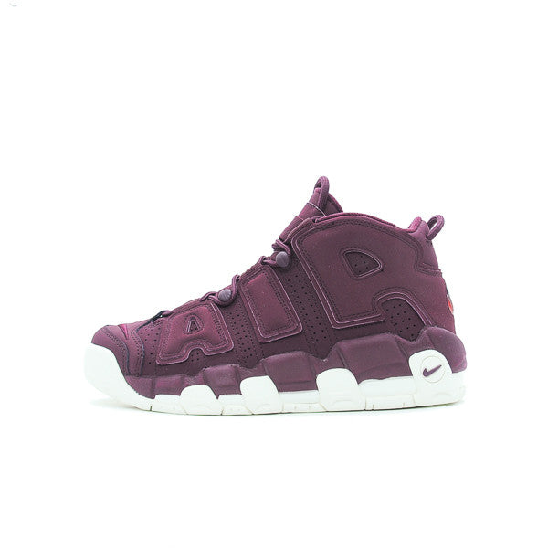 "NIKE AIR MORE UPTEMPO ""NIGHT MAROON"" 2017 921949-600"