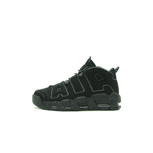 "NIKE AIR MORE UPTEMPO ""TRIPLE BLACK"" 2017 414962-004"