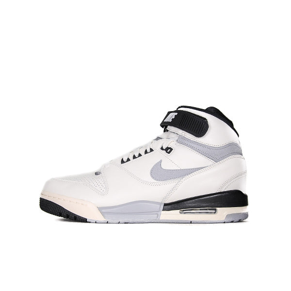 "NIKE AIR REVOLUTION VINTAGE QS ""WHITE/GREY"" 617855-100"