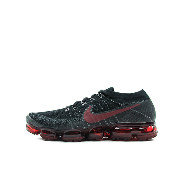 "NIKE AIR VAPORMAX FLYKNIT ""BLACK RED"" 2017 849558-013"