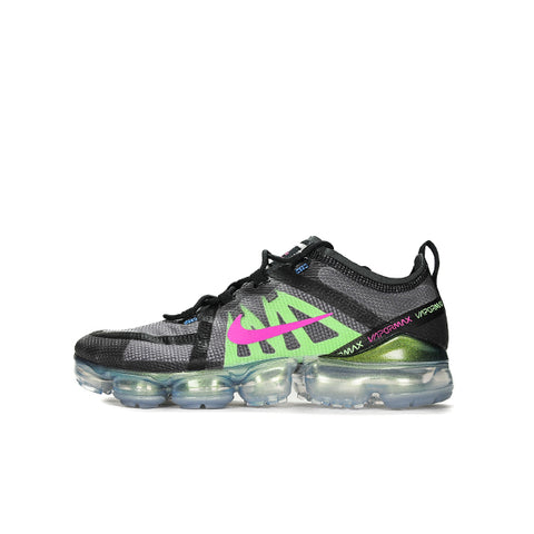 "NIKE AIR VAPORMAX PRM ""BLACK/ACTIVE FUCHSIA"" 2019 AT6810-001"