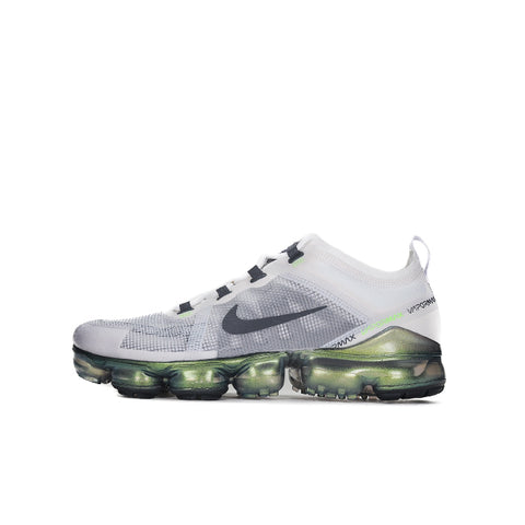 "NIKE AIR VAPORMAX PRM ""WHITE PLATINUM TINT LIME BLAST"" 2019 AT6810-100"