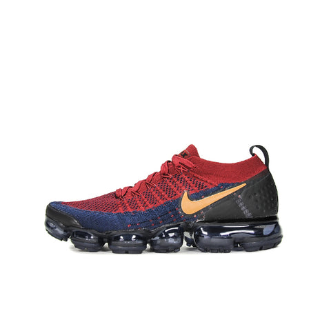 "NIKE VAPORMAX 2 ""TEAM RED OBSIDIAN"" 2018 942842-604"