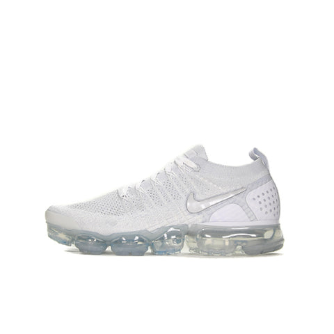 "NIKE AIR VAPORMAX FLYKNIT 2 ""WHITE VAST GREY"" 2018 942842-105"