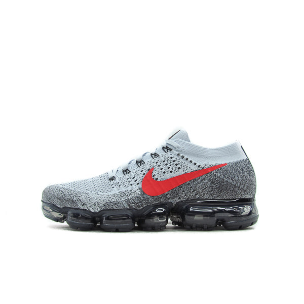 "NIKE AIR VAPORMAX ""PLATINUM RED BLACK"" 2017 849558-020"