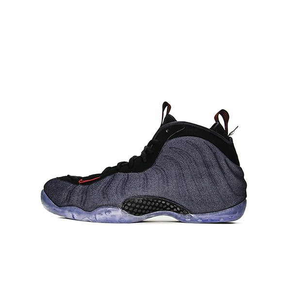 "NIKE AIR FOAMPOSITE ONE ""DENIM"" 2018 314996-404"