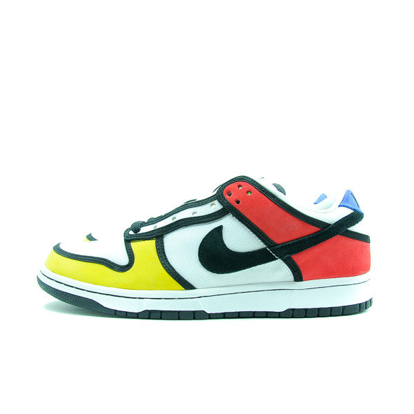 "NIKE DUNK SB LOW ""MONDRIAN"" 304292-702"