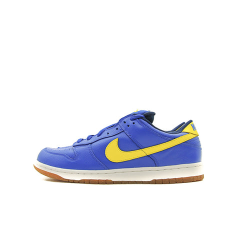 "NIKE SB DUNK LOW ""BOCA JUNIORS"" 2005 304292-471"