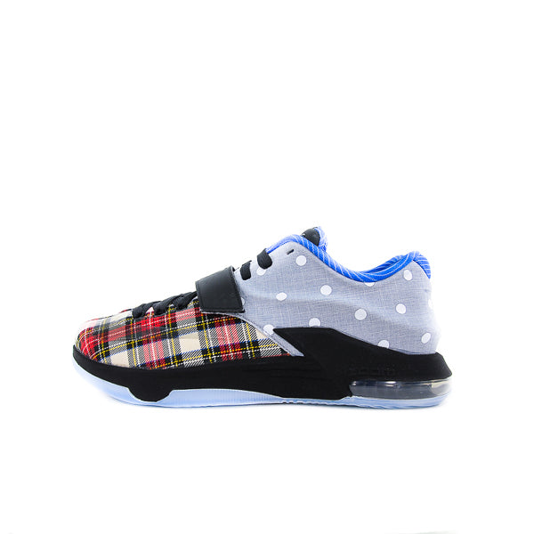 "NIKE KD 7 EXT ""PLAID POLKA DOT"" 726439-600"
