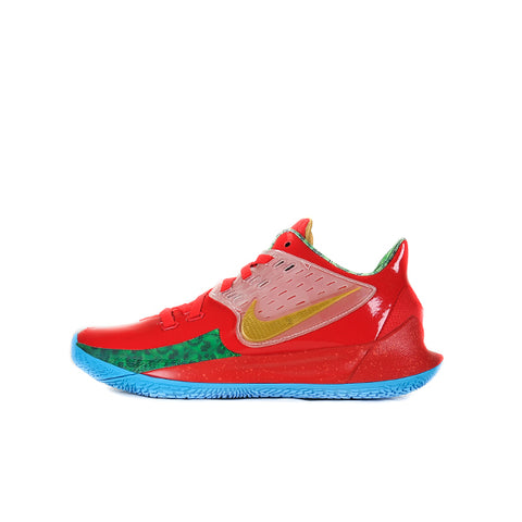 "NIKE KYRIE 2 LOW SPONGEBOB ""MR KRABS"" 2019 CJ6953-600"