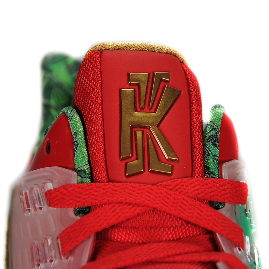 "NIKE KYRIE 2 LOW SPONGEBOB ""MR KRABS"""
