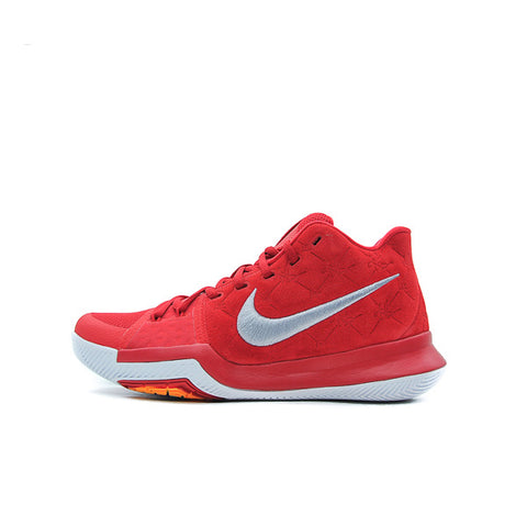 "NIKE KYRIE 3 ""RED SUEDE"" 2017 852395-601"
