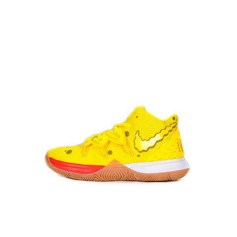"NIKE KYRIE 5 GS ""SPONGEBOB"" (KIDS) 2019 CJ7227-700"