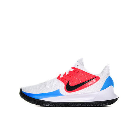 "NIKE KYRIE 2 LOW 2 ""WHITE BLUE CRIMSON"" 2019 AV6337-100"