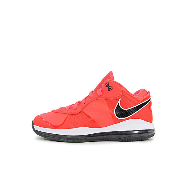 "NIKE LEBRON 8 V/2 LOW ""SOLAR RED"" 456849-600"