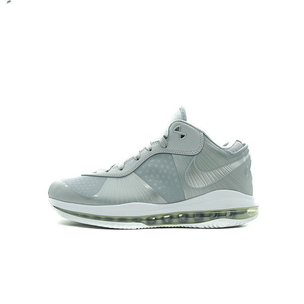"NIKE LEBRON 8 V2 LOW ""WOLF GREY"" 2011"