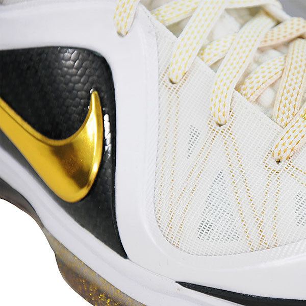 "NIKE LEBRON 9 P.S. ELITE ""HOME"" 2012 516958-100"