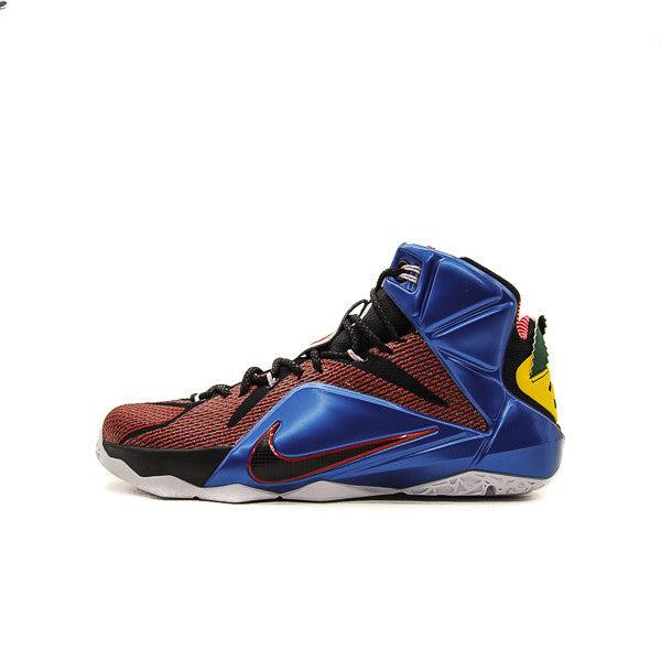 huge discount 82fdb 1642a NIKE LEBRON XII WHAT THE 2015 802193-909
