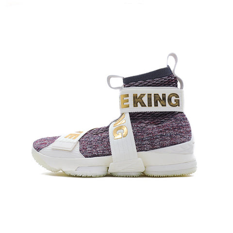 "NIKE LEBRON 15 LIFESTYLE KITH ""STAINED GLASS"" 2017 AO1068-900"