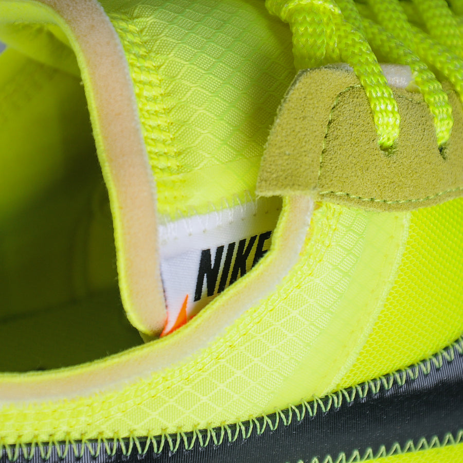 "NIKE AIR FORCE 1 LOW OFF-WHITE ""VOLT"""