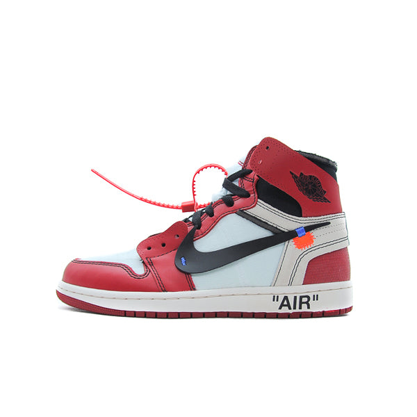 "AIR JORDAN 1 RETRO OFF-WHITE ""CHICAGO"" 2017"