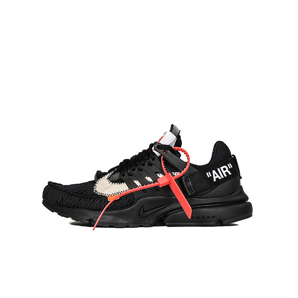 "NIKE AIR PRESTO OFF-WHITE ""BLACK"""