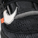 "NIKE AIR PRESTO OFF-WHITE ""BLACK"" 2018 AA3830-002"