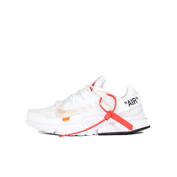 "NIKE AIR PRESTO OFF-WHITE ""WHITE"""