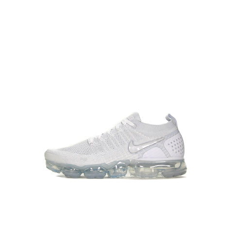 "NIKE AIR VAPORMAX FLYKNIT 2 W ""WHITE VAST GREY"" 2018 942843-105"