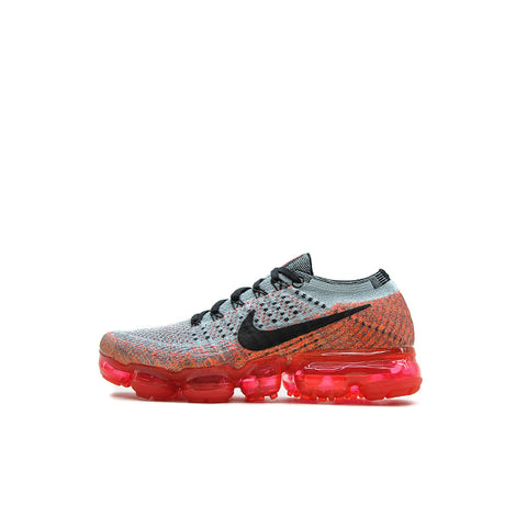 NIKE WMNS AIR VAPORMAX WOLF GREY BRIGHT CRIMSON 849557-026