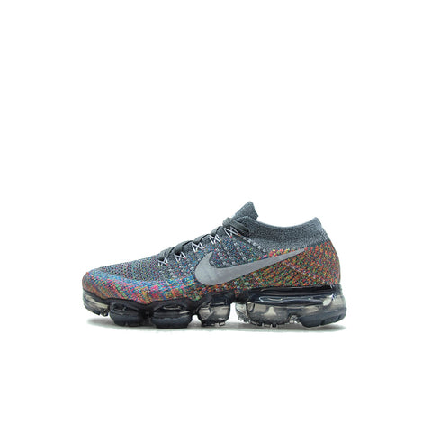 NIKE WMNS AIR VAPORMAX GREY MULTI-COLOR 849557-019