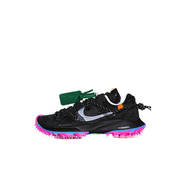 "NIKE ZOOM TERRA KIGER 5 OFF-WHITE WMNS ""BLACK"""