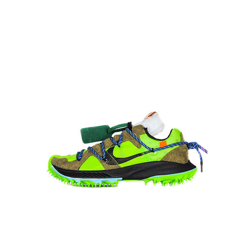 "NIKE ZOOM TERRA KIGER 5 OFF-WHITE WMNS ""ELECTRIC GREEN"" 2019 CD8179-300"