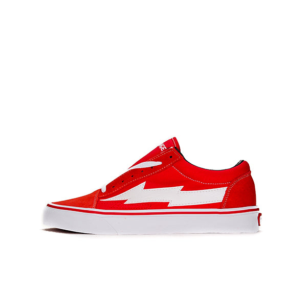 "REVENGE X STORM LOW TOP ""RED"" 2017"