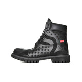 "SUPREME X TIMBERLAND 6'' BOOT ""STARS & STRIPES BLACK"" TB0A1PHN"