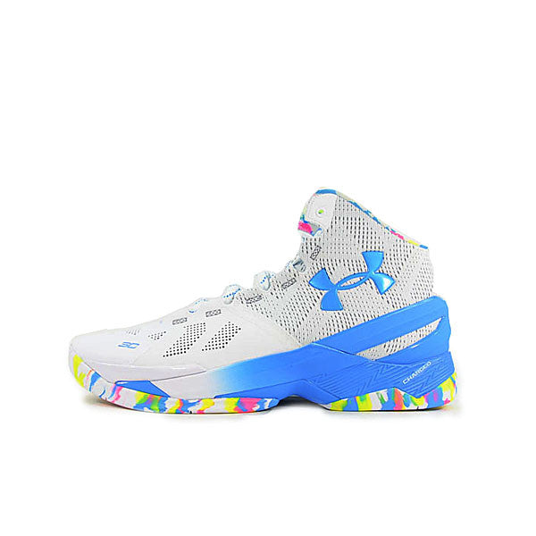"UNDER ARMOUR CURRY 2 ""SPLASH PARTY"" 2016 1259007-103"