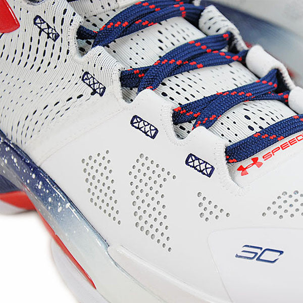 "UNDER ARMOUR CURRY 2 ""TEAM USA"" 2016 1259007-105"