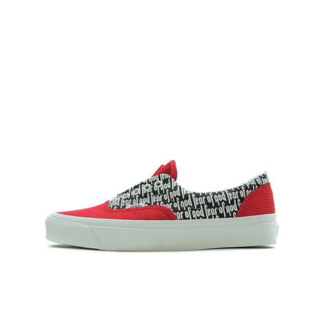 "VANS ERA X FEAR OF GOD ""RED"" 2017 133063540"