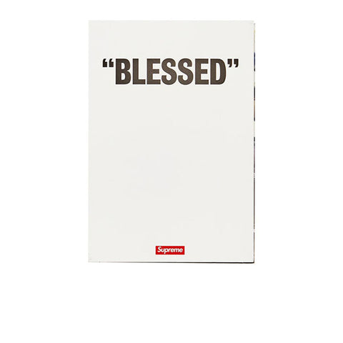 SUPREME BLESSED DVD AND PHOTO BOOK MULTICOLOR FW18
