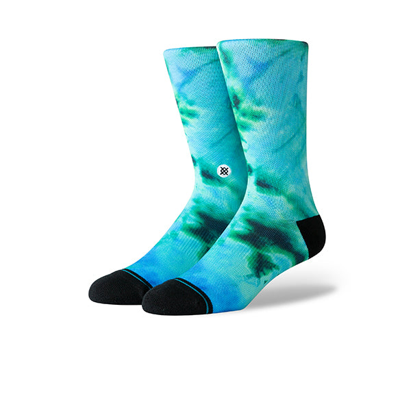 STANCE ANTH SPACE DYE MULTI SOCKS