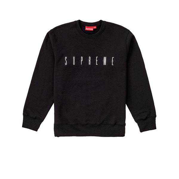 SUPREME FUCK YOU CREWNECK BLACK FW19