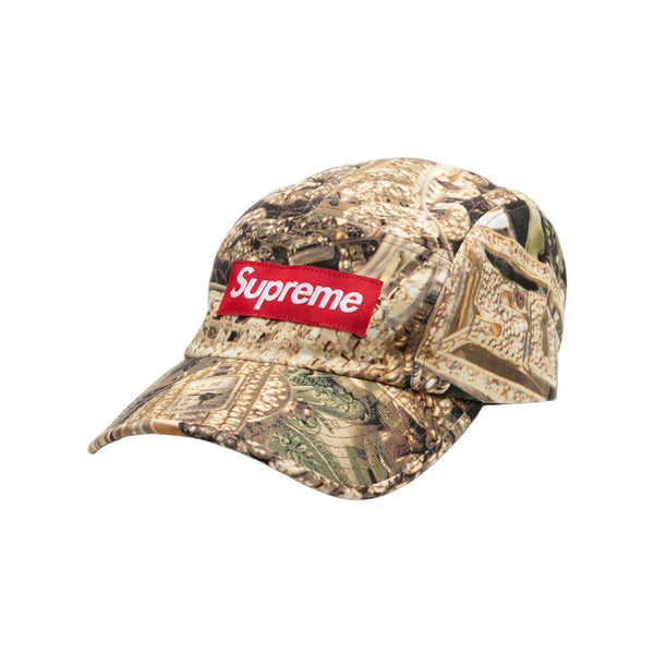 SUPREME BLING CAMP CAP GREEN SS20