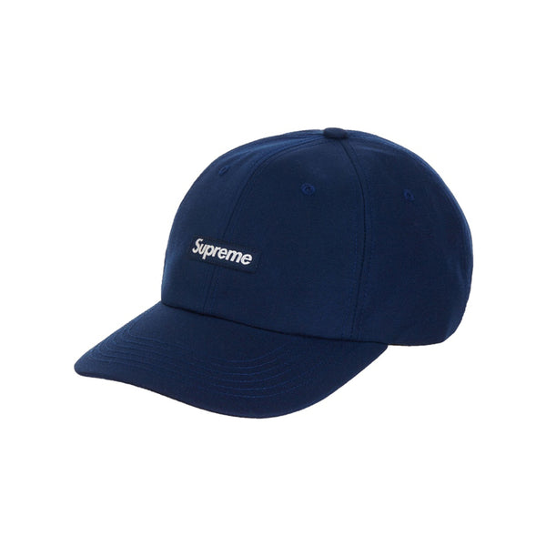 SUPREME CORDURA SMALL BOX 6-PANEL NAVY FW20