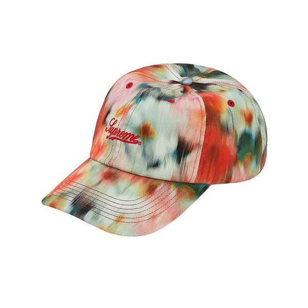 SUPREME LIBERTY FLORAL 6-PANEL RED SS20