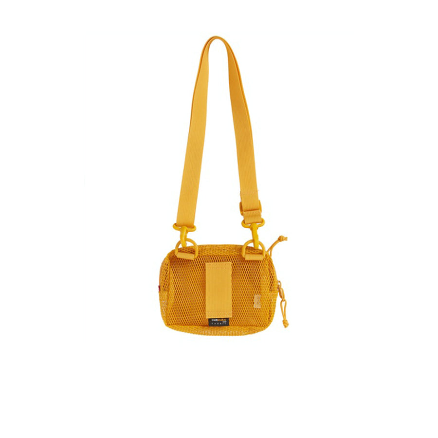 SUPREME SMALL SHOULDER BAG GOLD SS20